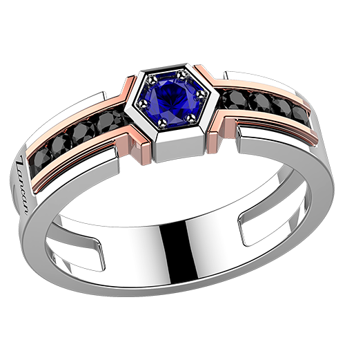 Couture Sapphire 1